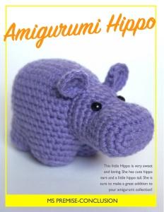 Amigurumi Hippo Cover