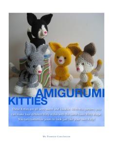 Amigurumi Kitties pic