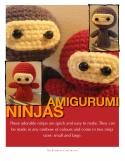 Amigurumi Ninjas Pattern