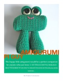 Amigurumi Pi Guy Pattern