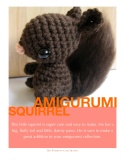 Amigurumi Squirrel Pattern