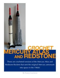 Crochet Redstone and Atlas Pattern