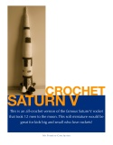 Crochet Saturn V Pattern