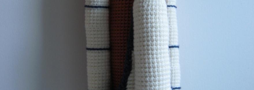 Crochet Space Shuttle