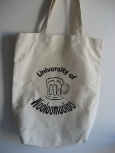 University of Wooloomoloo Tote