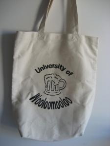 University of Wooloomoloo Tote
