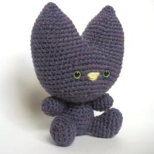 Amigurumi Silly Cat
