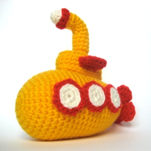 Crochet Submarine