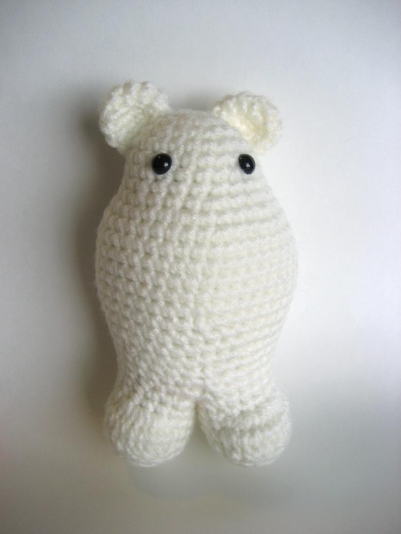 Polar Bear body