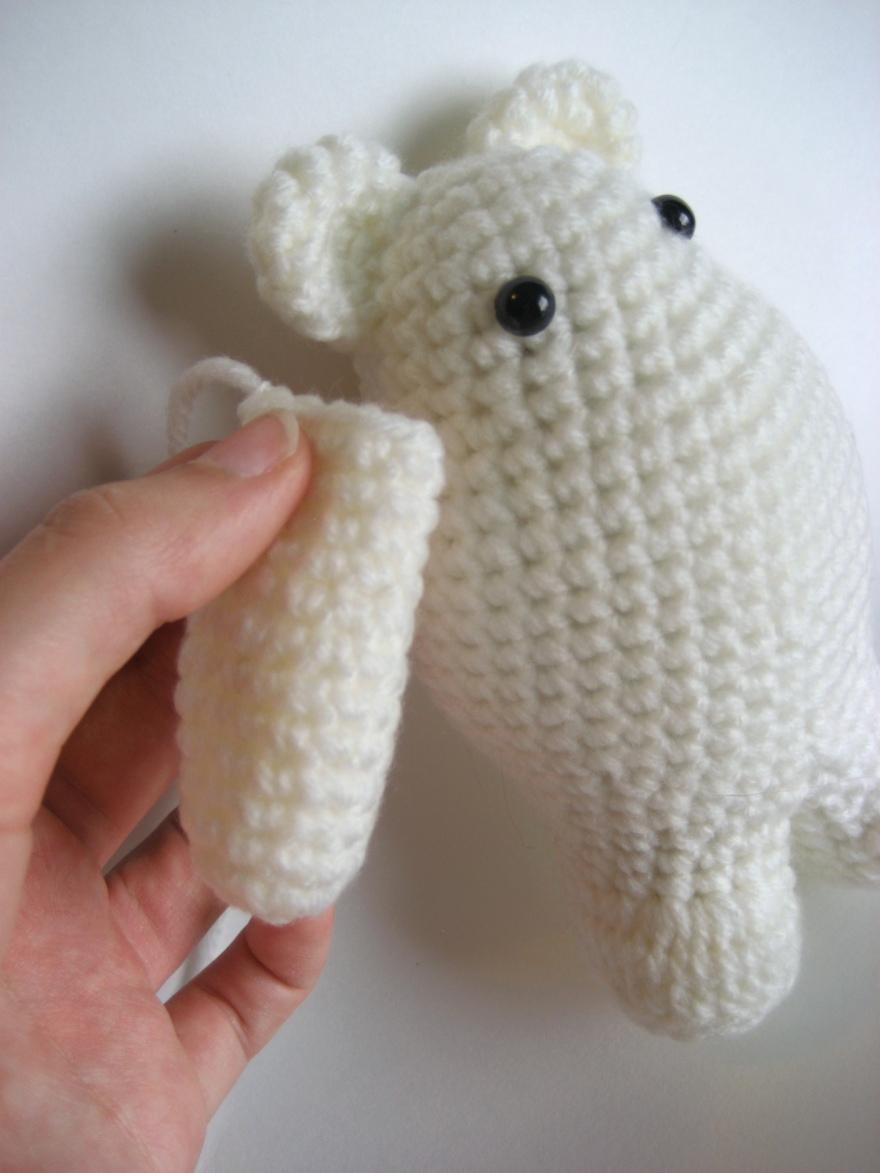 Polar Bear arm