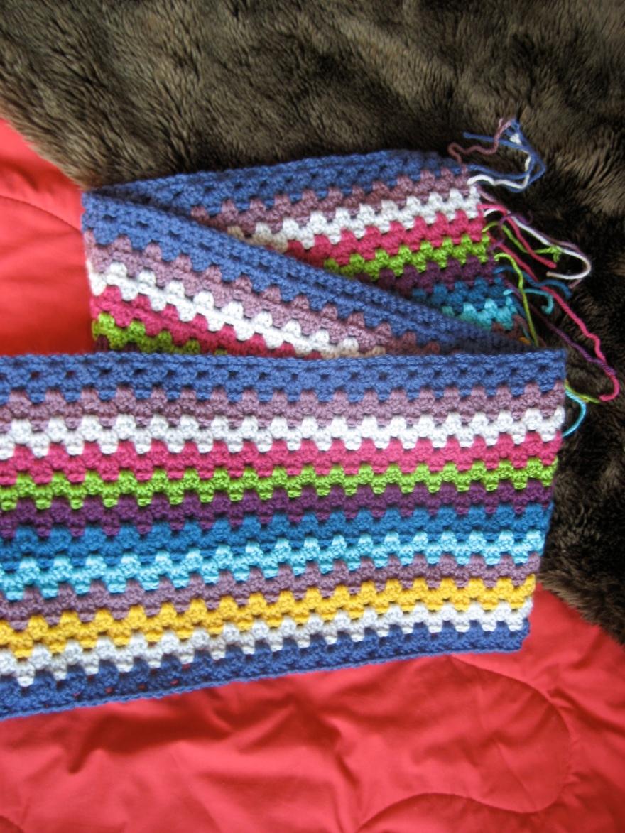 Granny Stripe 3