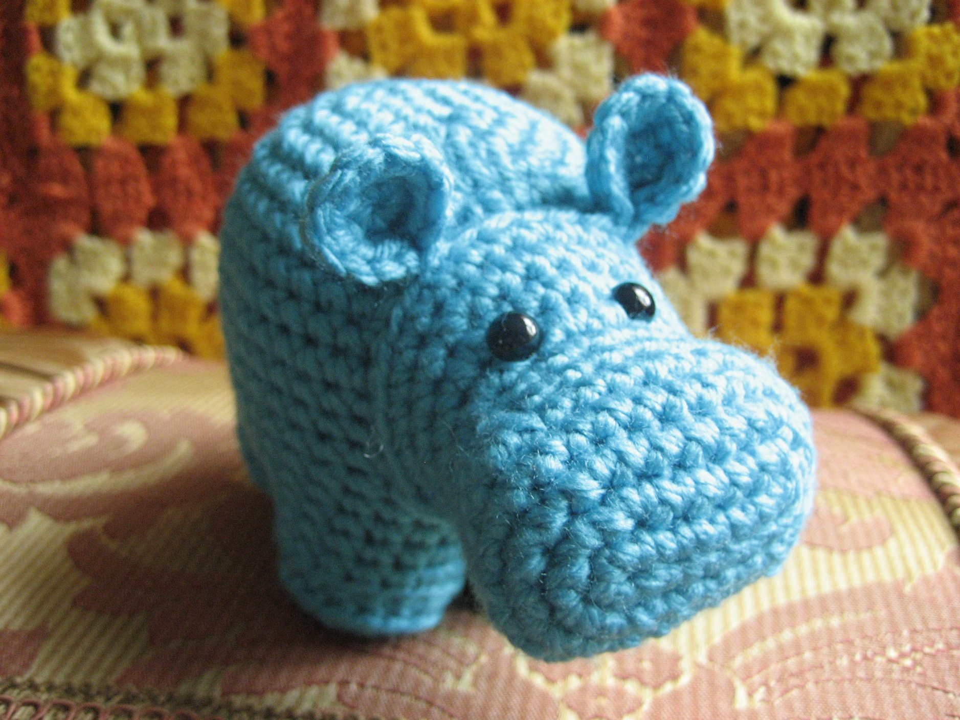 Crochet Pattern Free Hippo : It s a Hippo! ? Ms Premise-Conclusion