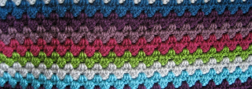 Blanket close up