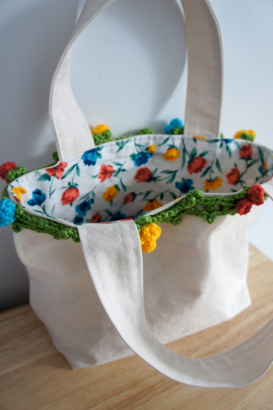 Flower Tote 3