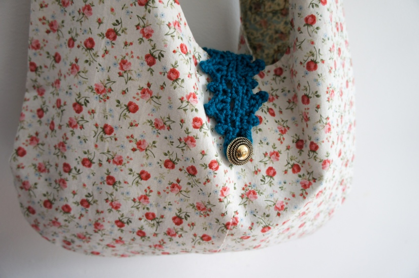 Close up of purse