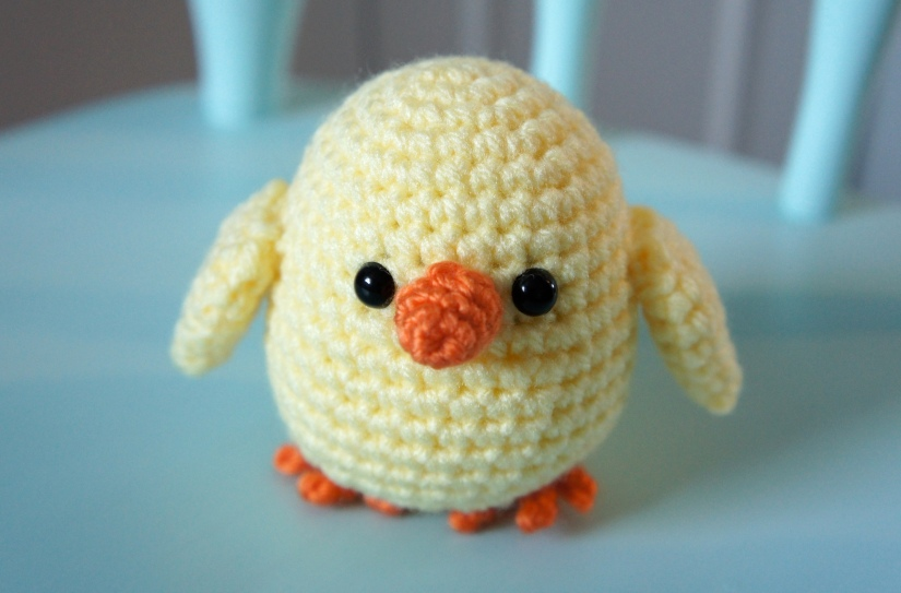 Easter Chick 2