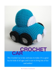 Crochet Car Title Page