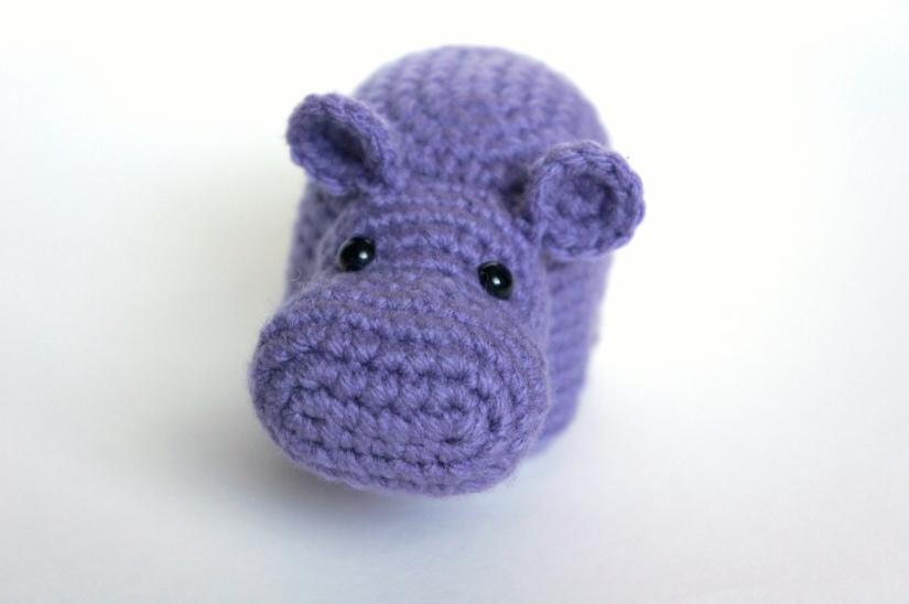 Amigurumi Hippo 2