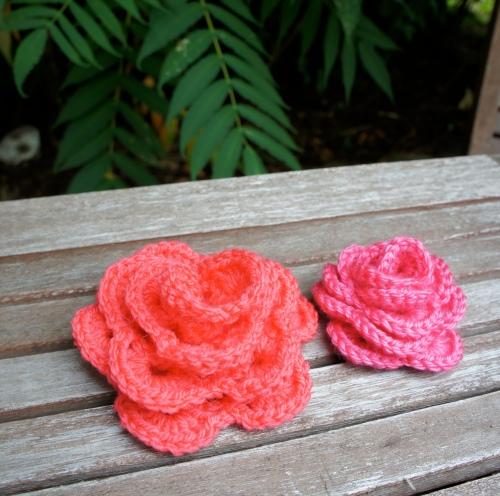 My Picot Roses