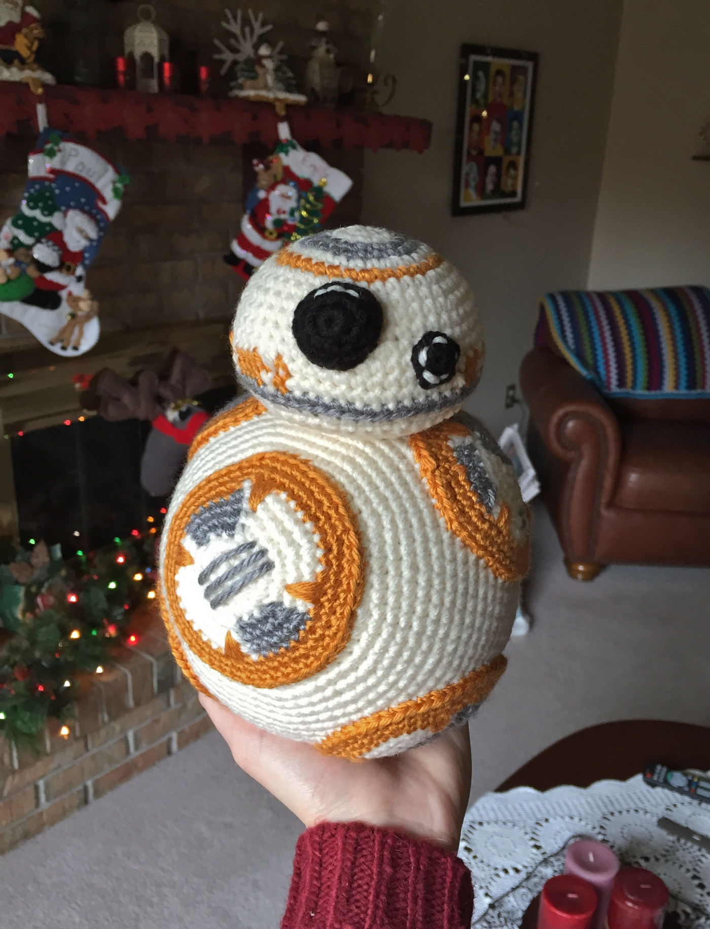 There Has Been an Awakening in the Crochet – Ms Premise-Conclusion