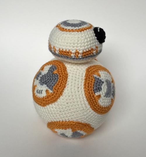 BB8 crochet right