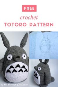 Totoro Pattern pic