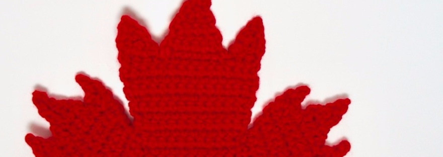 Crochet Maple Leaf Forever Ms Premise Conclusion