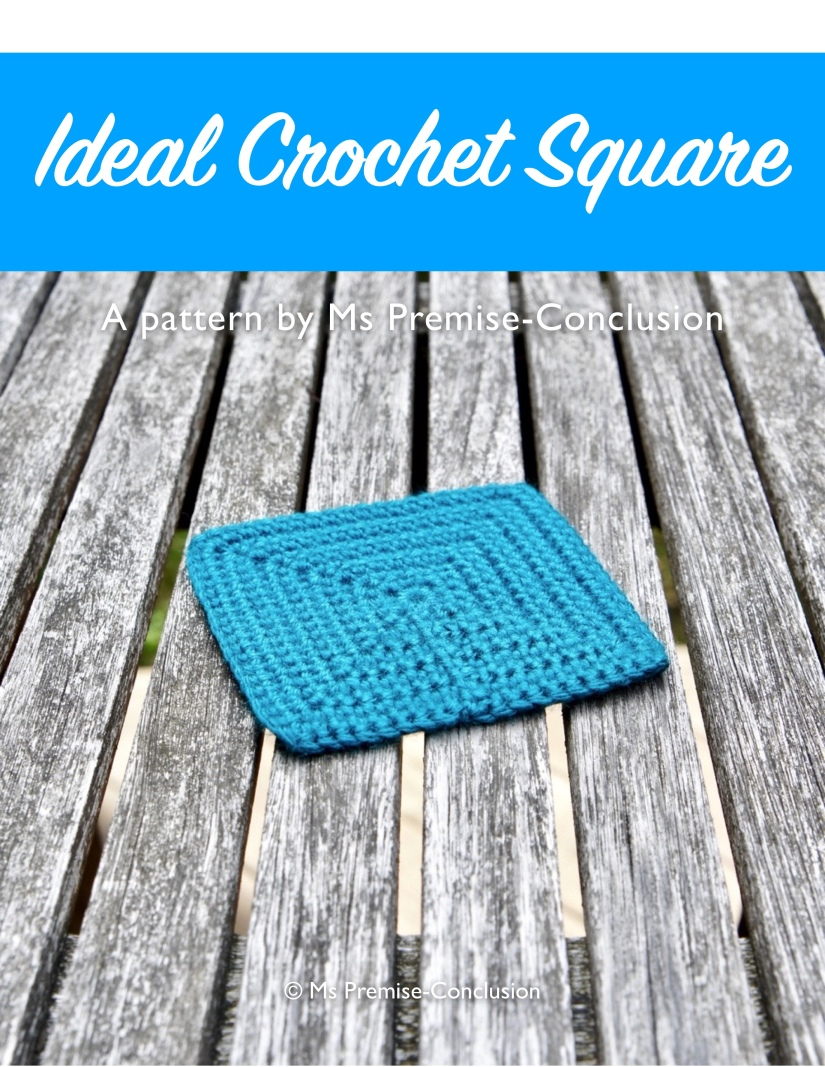 Crochet Ideal Square front