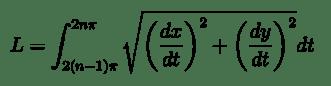 line integral general