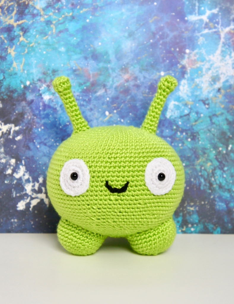 Crochet Mooncake