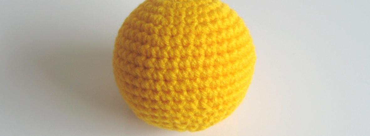 Ideal Crochet Sphere